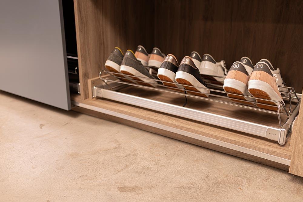 Mueble para interior de vestidor de categoría colgar Battista