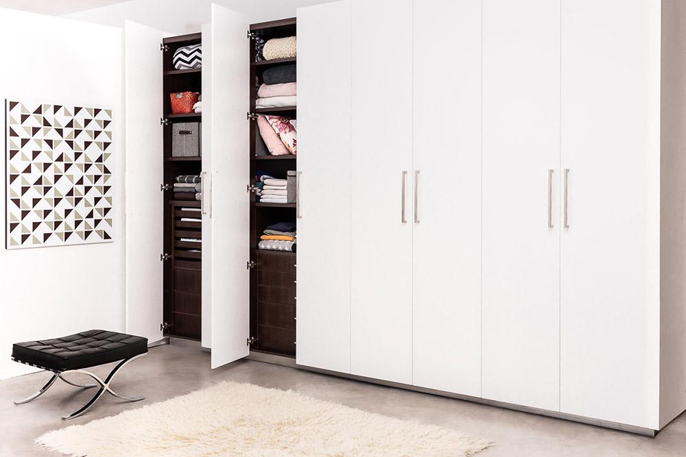 Mueble para interior de vestidor de categoria Battista